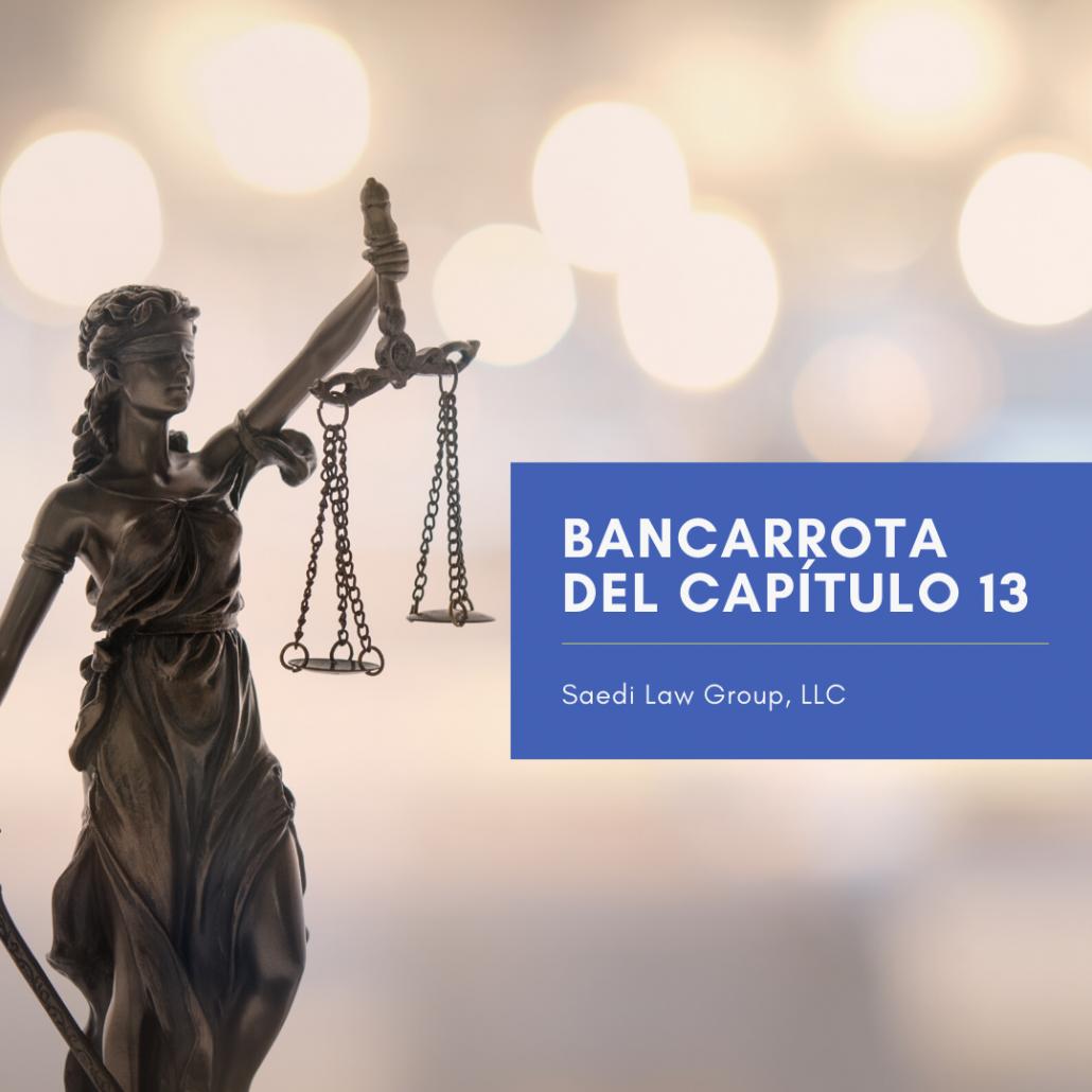 Introducción Al Capítulo 13 De La Bancarrota